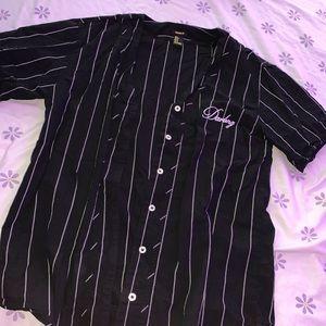 Button down vest/shirt